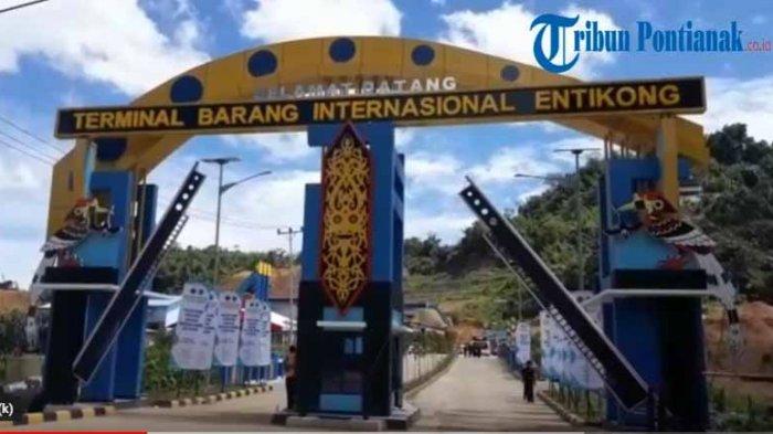 Pererat Hubungan, Indonesia-Malaysia Gelar Shalawat Lintas Agama di PLBN Entikong