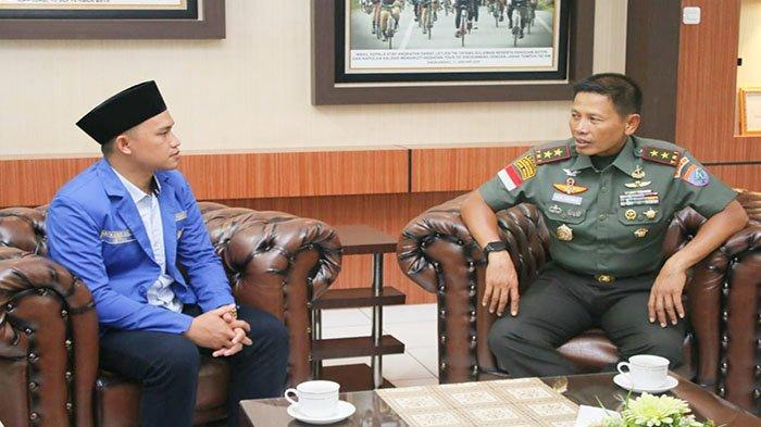 Jaga Keutuhan Bangsa, PKC PMII-Kodam XII Tanjungpura akan Adakan Dialog Kebangsaan