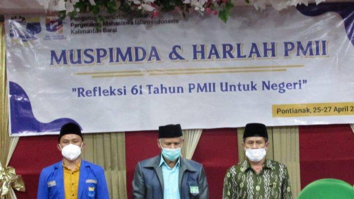 Cegah Penularan Covid-19, PMII se-Kalimantan Barat Dukung Kebijakan PPKM Mikro