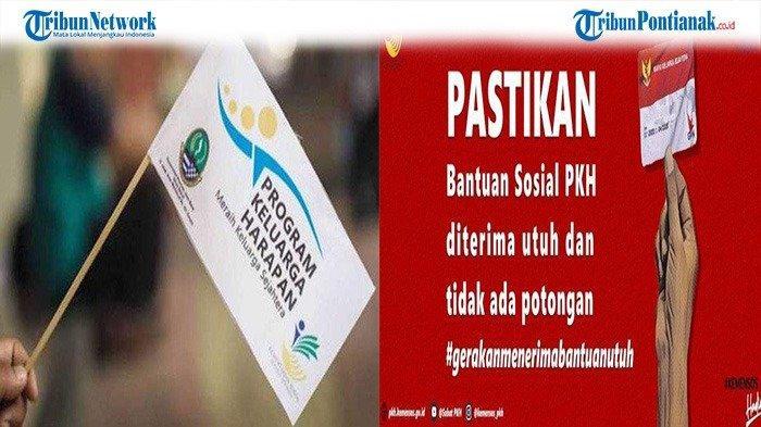 PKH Tahap 4 Cair Oktober 2021, Segera Cek Penerima Buka cekbansos.kemensos.go.id