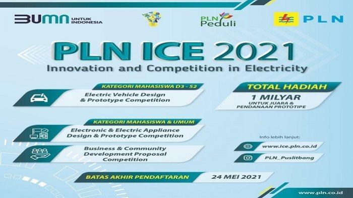 Buruan Daftar, Kompetisi Inovasi PLN Berhadiah Rp 1 Miliar Akan Berakhir 24 Mei