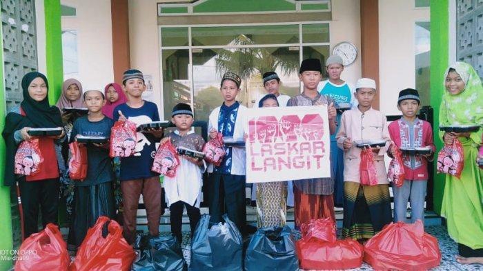 Konsisten Tebarkan Kebahagiaan Ramadan, PLN UIP salurkan Ratusan Paket Berbuka Puasa