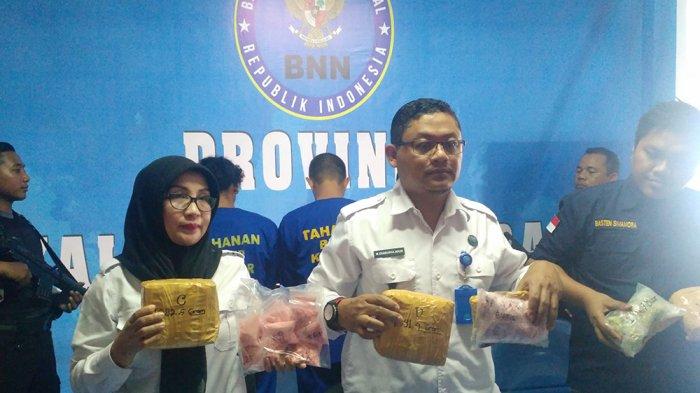 Kalimantan Barat Bencana Narkoba