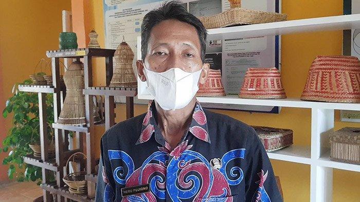 Aktivitas Koperasi dan UMKM di Bengkayang, Heru: Senantiasa Terapkan Prokes 5M