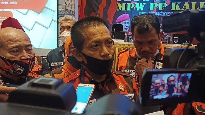 Zulkifli Siap Pimpin MPW Pemuda Pancasila Kalbar