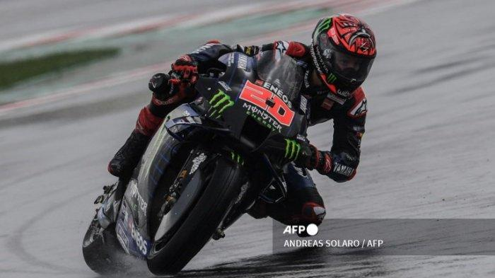POIN MotoGP 2021 Update, Kans Joan Mir Kudeta Fabio Quartararo dari Hasil Race Gp San Marino 2021