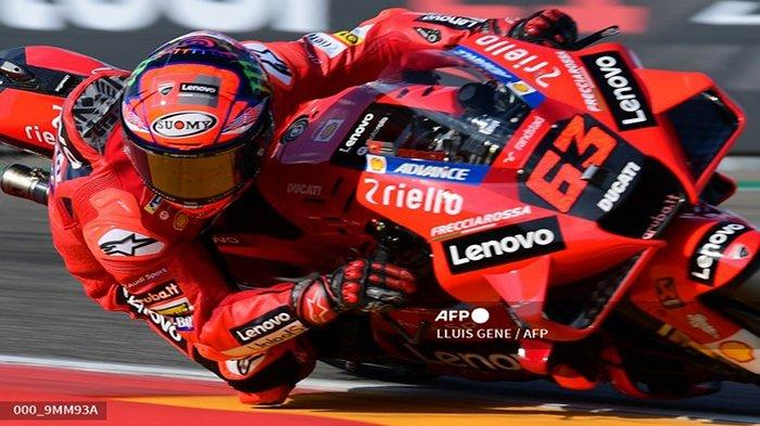 Pole Position MotoGP Aragon 2021 Minggu 12 September 2021 Live Trans7