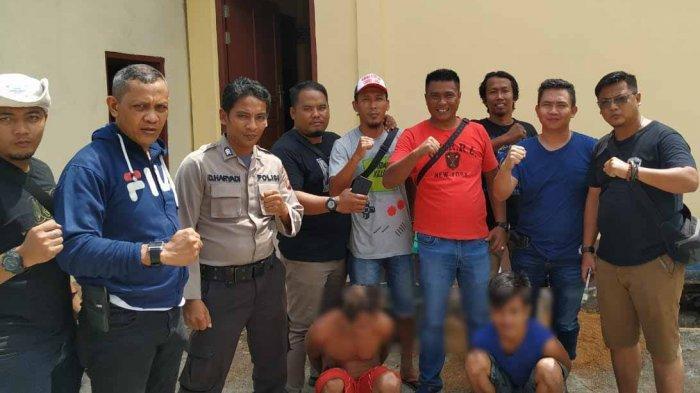 BREAKING NEWS: Polisi Ringkus Terduga Pelaku Pembunuhan Wanita Yang Tewas Tanpa Busana di Sawah