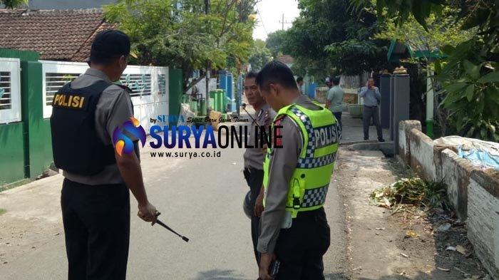 Terjadi Ledakan Diduga Bom di Pasuruan, Seorang Pria Takuti Warga dengan Tas Hitam