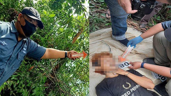 Baru 10 Hari Kerja di Pabrik Tahu, Pria Ini Ditemukan Meninggal Dengan Kondisi Tergantung di Pohon