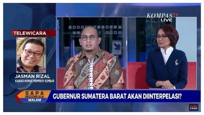 Politisi Gerindra Andre Rosiade Diancam Tembak Mati oleh Istri Gubernur Sumbar Irwan Prayitno di WA