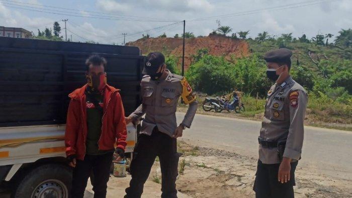 Berikut Kegiatan Polsek Etikong dan Polsek Toba Jajaran Polres Sanggau