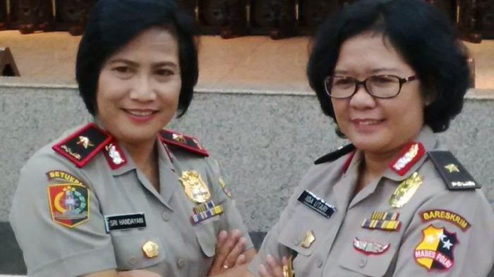 Wakapolda Kalbar Brigjen Sri Handayani - Ini 6 Polwan Berpangkat Jenderal di Tubuh Polri