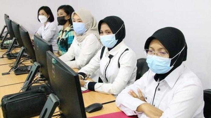 14 Personel Berpangkat Iptu Mengikuti Assessment Center Jabatan Kapolsek di Lingkungan Polda Kalbar