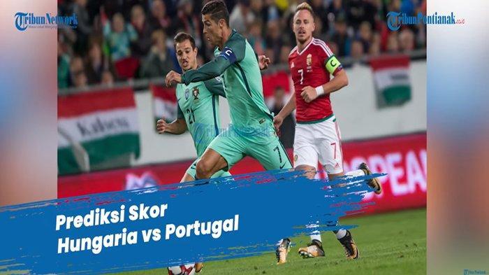LIVE Skor Portugal vs Hungaria Sekarang Update di Link Skor Sementara Euro 2021