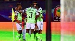 HASIL PIALA AFRIKA - Gol Kilat Penyerang Klub China Bawa Nigeria Raih Juara Tiga