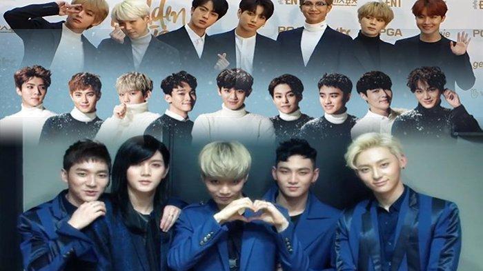 Posisi BTS Kembali Tak Tersaingi, Inilah 30 Boyband K-Pop dengan Reputasi Brand Terbaik April 2019