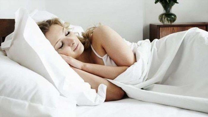 POSISI Tidur Terbaik Penderita GERD atau Asam Lambung Agar Tidak Kambuh di Malam Hari