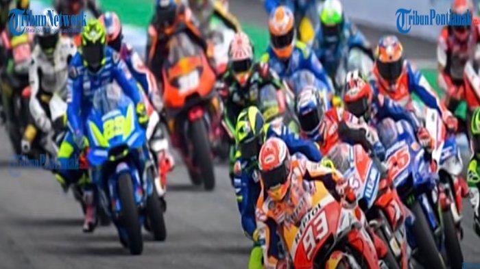 URUTAN Start MotoGP Jerez Spanyol Hari Ini dan Update Hasil Race di Link MotoGP 2021