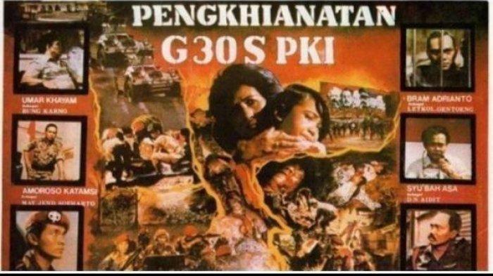 7 Moment Inti G30S PKI dan Kronologi Penumpasan PKI Dimulai 1 Oktober 1965