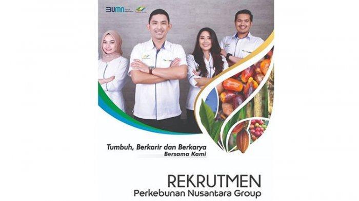 Lowongan Kerja BUMN Juli 2020: PTPN Group Buka Loker Besar-besaran, Ini Syarat dan Cara Daftar