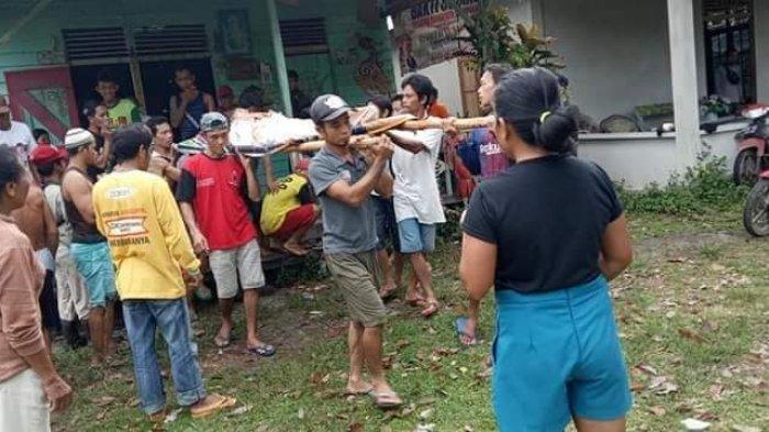VIRAL Postingan Foto Orang Sakit Diduga di Singkawang Ditandu, Singgung Wali Kota Singkawang