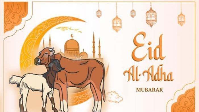KLIK Link Twibbon Idul Adha 2021 Gratis, Panduan Tata Cara Sholat dan Sunnah Hari Raya Kurban 1442 H