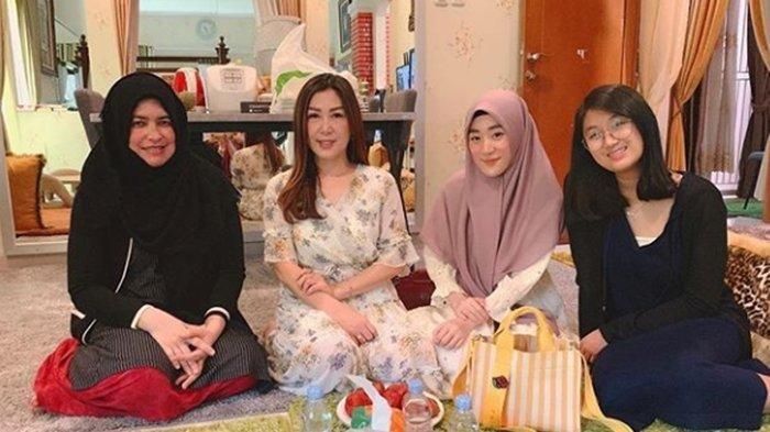 Ibunda Larissa Chou dan Alvin Faiz Saling Support: Keputusan Mereka adalah Pilihan,Silaturahmi Harus