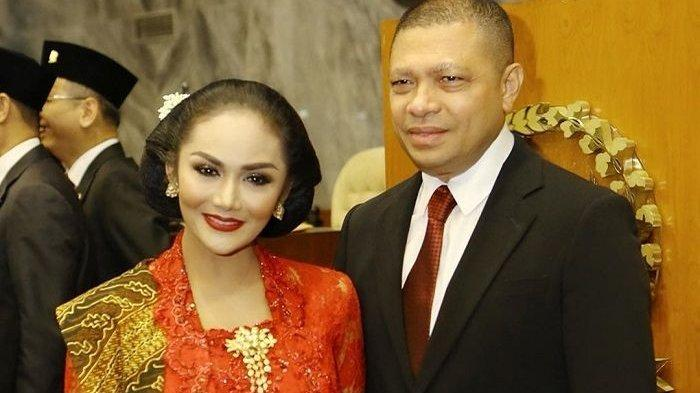 KRISDAYANTI Bikin Wakil Ketua MKD DPR Kecewa, Posisi Istri Raul Lemos Sebagai Wakil Rakyat Terancam