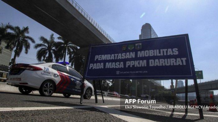 Terbaru Daftar Kabupaten Kota Terapkan PPKM Level 4 Sampai 2 Hingga 20 September 2021