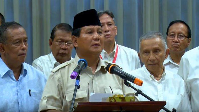 Prabowo Berpotensi Maju Pilpres 2024, Gerindra Siap Dorong! Golkar Belum Bicara Soal Airlangga