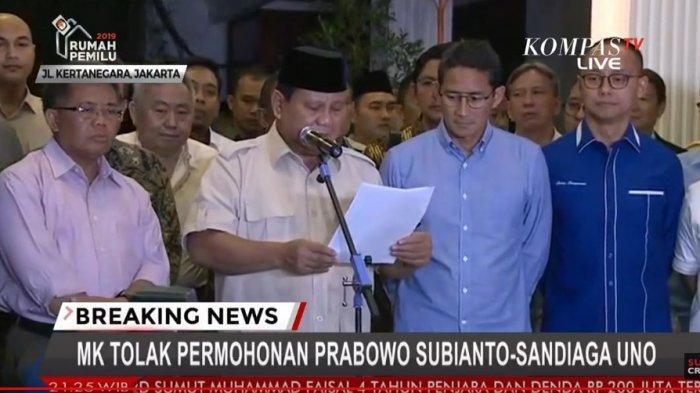 Prabowo Tak Akan Gugat Sengketa Pilpres di Mahkamah Internasional, Andre Rosiade Sebut Saran BPN