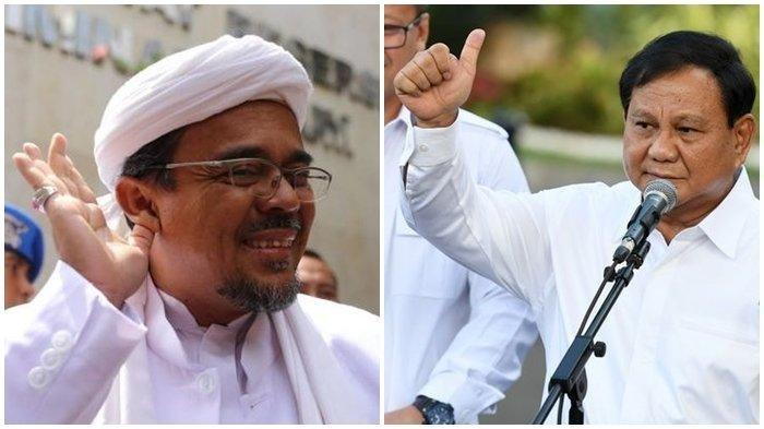 Apa Hasil Pertemuan Prabowo dan Duta Besar Arab Saudi, Habib Rizieq Bisa Pulang ke Indonesia?