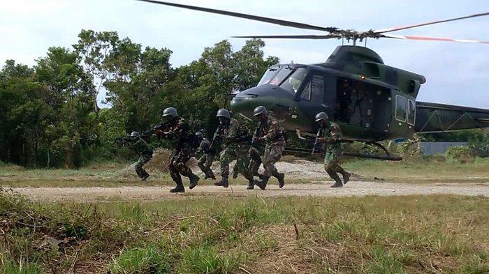 KABAR DUKA, Prajurit TNI Gugur Luka Tembak Dalam Kontak Senjata dengan KKB di Intan Jaya Papua