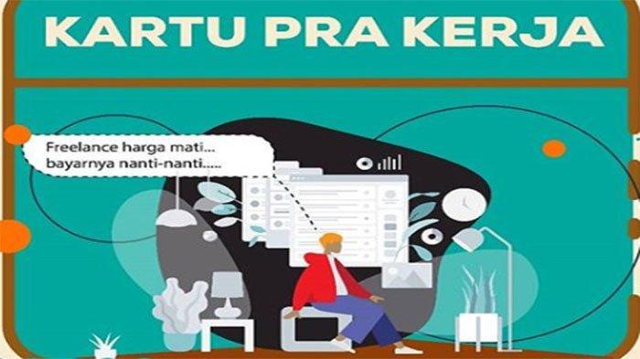 JADWAL Gelombang 4 Kartu Prakerja Kapan?, Cek di Call Center Prakerja   Insentif Prakerja Mulai Cair