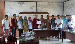 Tingkatkan Kesehatan Ibu dan Anak, Mahasiswa Fikes UMP Mengabdi ke Warga Desa Mega Timur