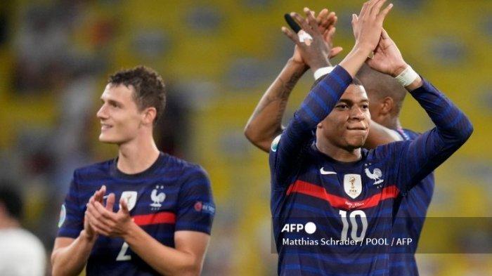 LIVE Hasil Perancis vs Portugal Euro 2021 Lengkap Link Update Klasemen Akhir Piala Eropa Grup F