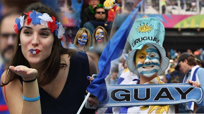 LIVE Prancis Vs Uruguay di TransTV! Tonton Melalui Live Streaming dengan Cara Ini