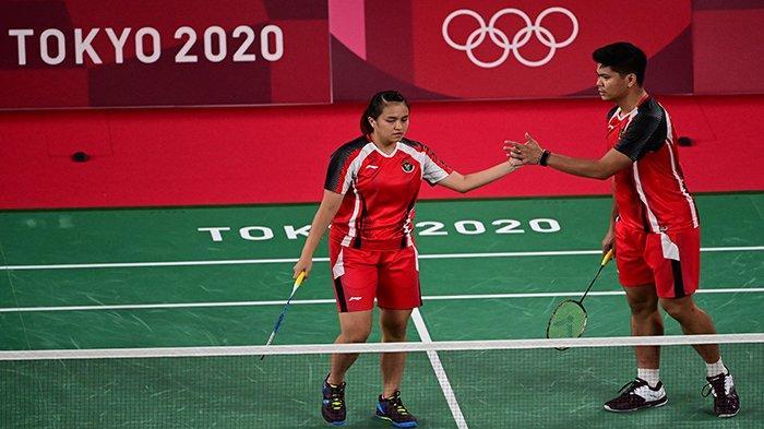 JAM Tayang Badminton Olimpiade Tokyo 2021 Hari Senin 26 Juli Live TVRI, Indosiar