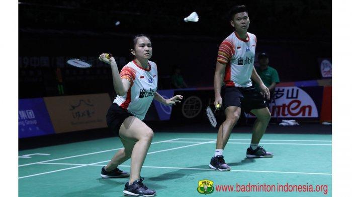 Live Streaming Badminton SEA Games RCTI/MNCTV, Laga Pertama Praveen Jordan/Melati Daeva Oktavianti