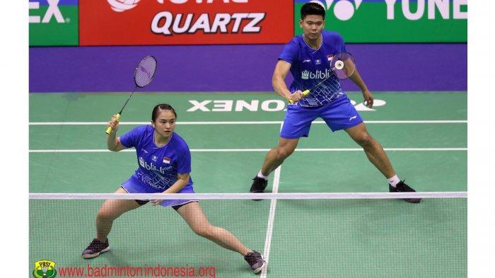 Praveen Jordan/Melati Daeva Oktavianti Melaju ke Semifinal Badminton SEA Games 2019