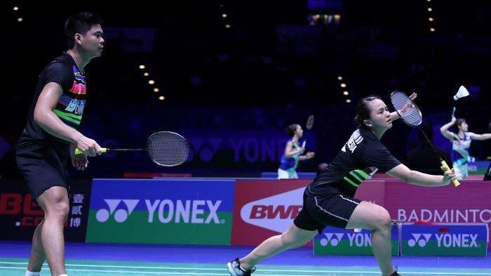 Hasil Final Thailand Open 2021: Praveen Jordan/Melati Daeva Gagal Juara Thailand Open 2021