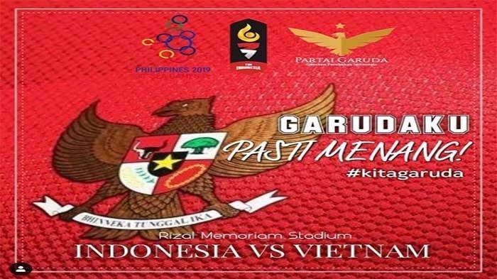 FINAL Bola SEA Games Filipina Indonesia Vs Vietnam, Park Hang-seo Sudah Intip Kekuatan Timnas U-23
