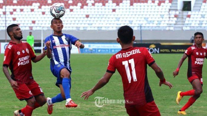 Prediksi dan Head to Head PSMS Medan vs Semen Padang Liga 2 Indonesia 2021 Grup A