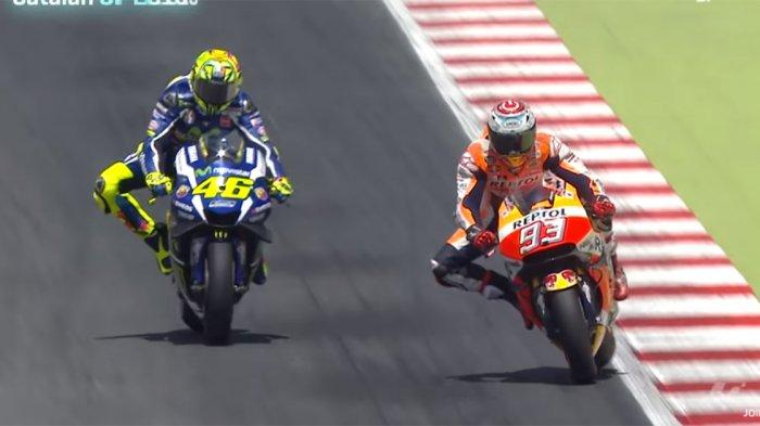 Jadwal MotoGP Inggris 2019 Hari Ini: Marc Marquez & Valentino Rossi Start Depan, Cek Klasemen MotoGP