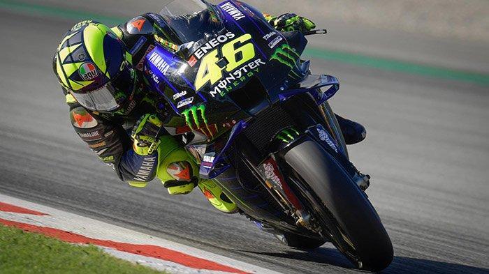 BARU MULAI Race MotoGP Catalunya 2020 Live UseeTV Trans7 - Valentino Rossi di Garis Terdepan