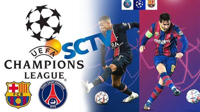 Prediksi Pemain Barcelona Vs Psg Liga Champions Malam Ini Barca Vs Psg Disiarkan Dimana Sctv Live Tribun Pontianak