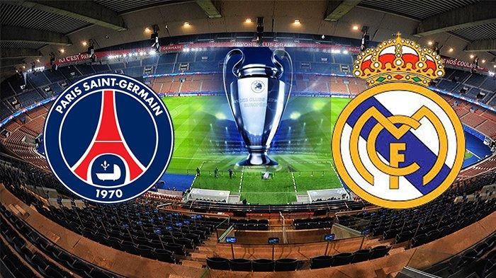 PREDIKSI Real Madrid Vs PSG Liga Champion Group A, Tuchel dan Zidane Tanpa Pilar