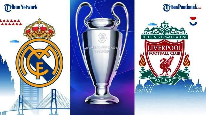 Skor Real Madrid vs Liverpool di Liga Champion UEFA Live SCTV, Liverpool Ingin Obati Luka Lama