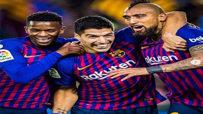 Prediksi Skor Barcelona Vs Valladolid Liga Spanyol, Line Up, H2H, Live Score Hingga Live Streaming